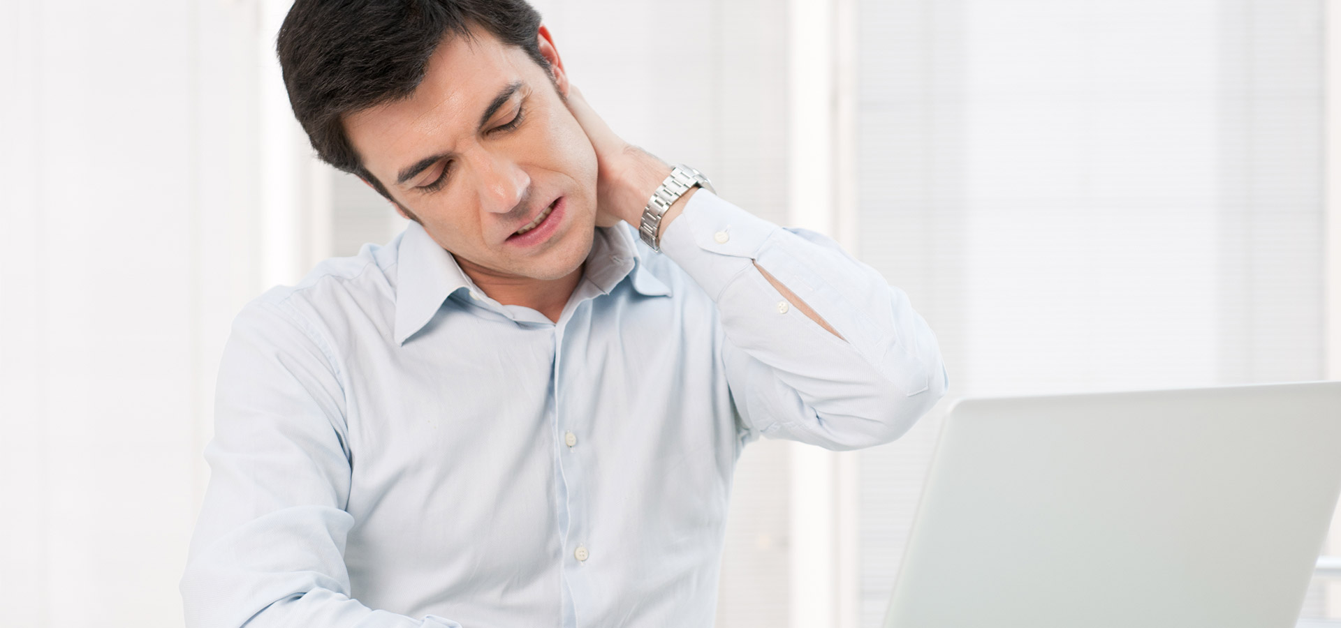 Boise Chiropractor neck pain relief